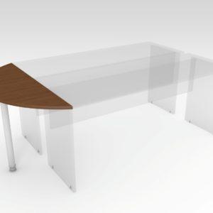 Стол приставной БЮ 199