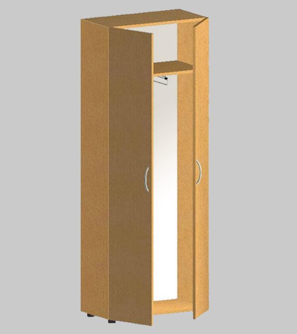 Шкаф для одежды БЮ 408