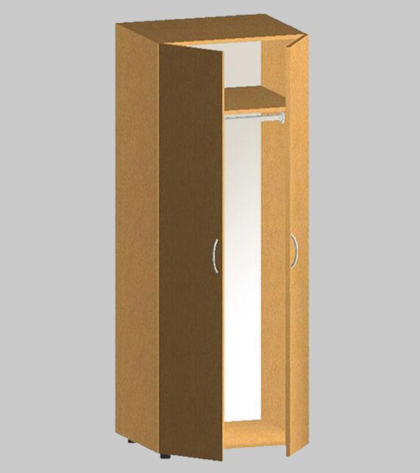 Шкаф для одежды БЮ 409
