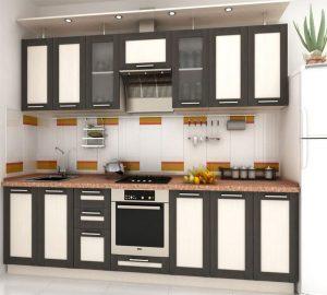 Кухня Адель Дуб Венге 4