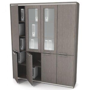 Комплект шкафов для руководителя Статик 6-2