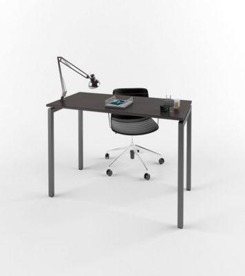 Стол офисный на металлокаркасе М1