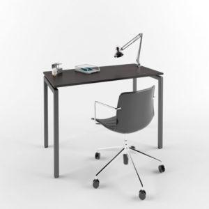 Стол офисный на металлокаркасе М1(2)