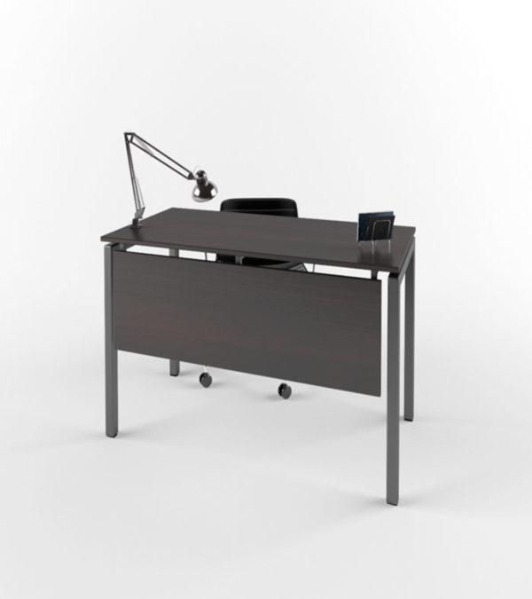 Стол на металлокаркасе ЛОФТ М-2