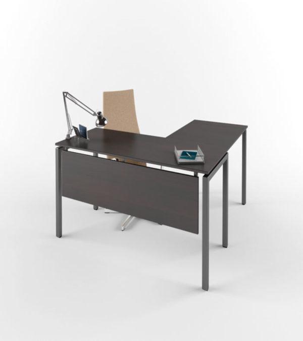 Стол на металлокаркасе ЛОФТ М-4