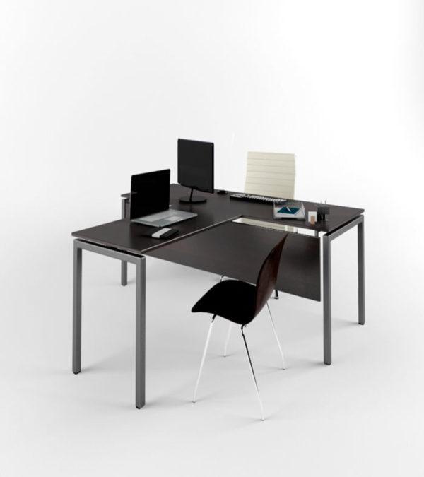 Стол на металлокаркасе ЛОФТ М-5
