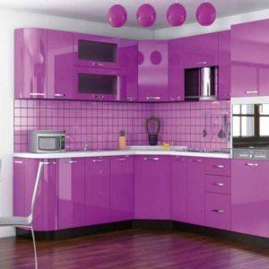 Кухня гамма фиол