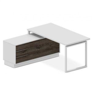 СТОЛ PROMO Q3 Стол серии промо Q на металлокаркасе