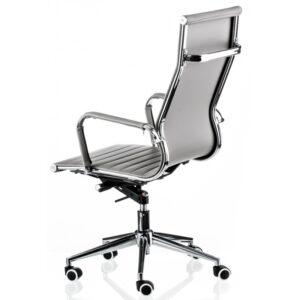 Кресло Solano mesh white1